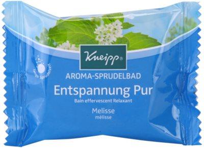 Kneipp Bath comprimidos de banho efervescentes
