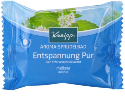 Kneipp Bath пенлива таблетка за вана