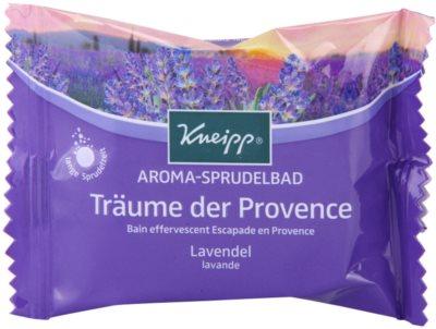 Kneipp Bath relaxációs pezsgő fürdőtabletta