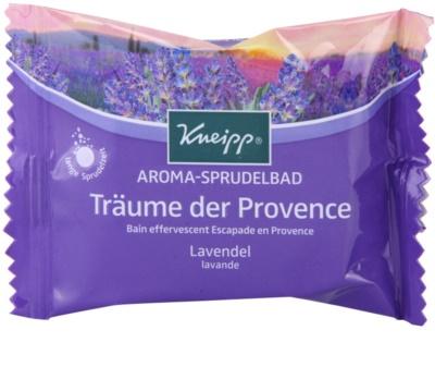 Kneipp Bath relaxační perlivá tableta do koupele