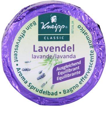 Kneipp Bath tablete efervescente pentru baie relaxanta 1