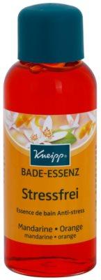 Kneipp Bath baie de ulei impotriva stresului