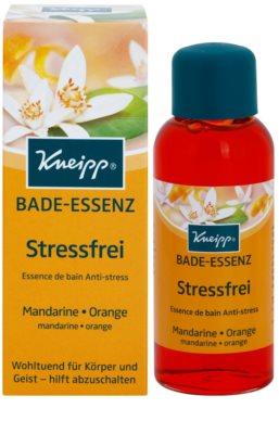 Kneipp Bath baie de ulei impotriva stresului 1