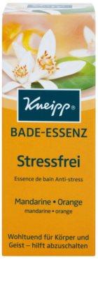 Kneipp Bath baie de ulei impotriva stresului 2