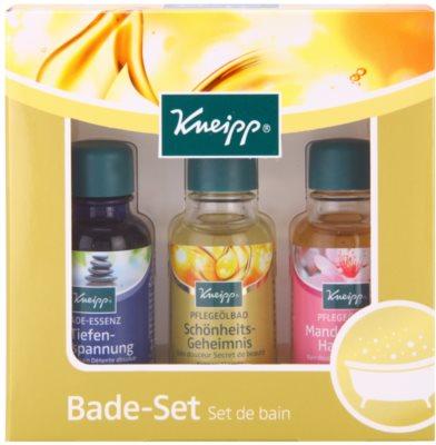 Kneipp Bath kozmetični set III.