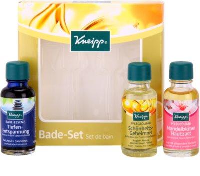 Kneipp Bath set cosmetice III. 2