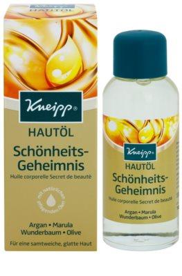 Kneipp Care tělový olej 1