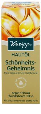 Kneipp Care tělový olej 2