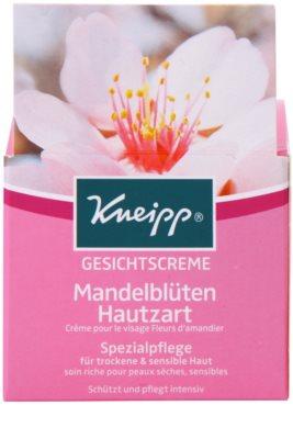 Kneipp Care krema za obraz za suho in občutljivo kožo 2