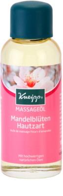 Kneipp Care масажна олія для сухої та чутливої шкіри