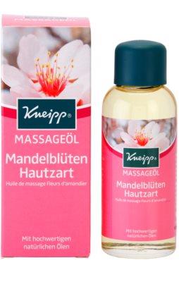 Kneipp Care masážny olej pre suchú a citlivú pokožku 1