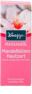 Kneipp Care masážny olej pre suchú a citlivú pokožku 2