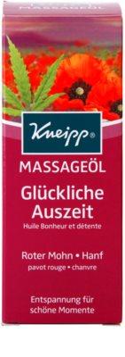 Kneipp Care ulei de masaj cu efect linistitor 2