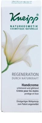 Kneipp Regeneration regenerační krém na ruce 2
