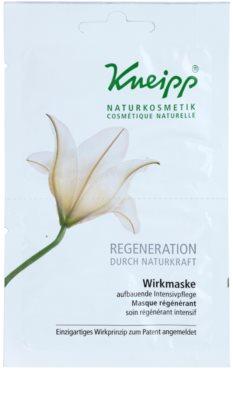 Kneipp Regeneration regenerační maska
