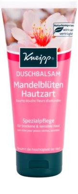 Kneipp Wash hydratační sprchový balzám pro citlivou pokožku