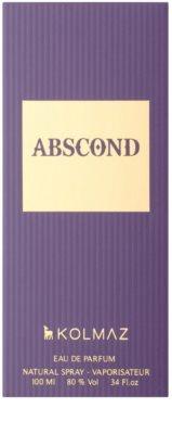 Kolmaz Abscond Eau De Parfum pentru barbati 5