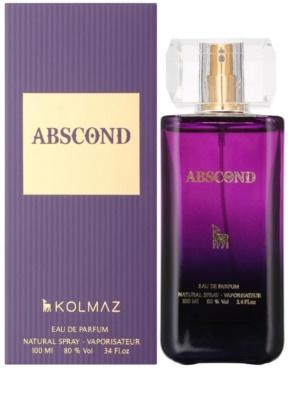 Kolmaz Abscond eau de parfum férfiaknak