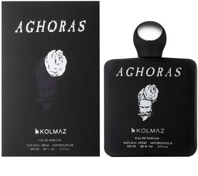 Kolmaz Aghoras eau de parfum férfiaknak
