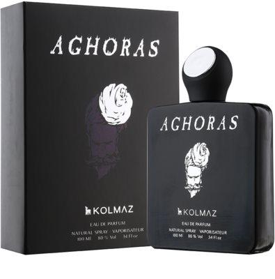 Kolmaz Aghoras eau de parfum férfiaknak 1