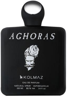 Kolmaz Aghoras eau de parfum férfiaknak 3