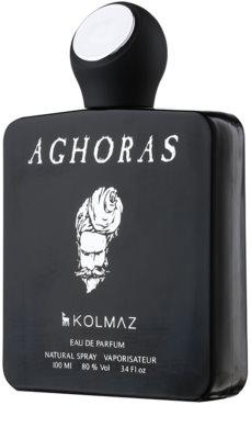 Kolmaz Aghoras eau de parfum férfiaknak 2
