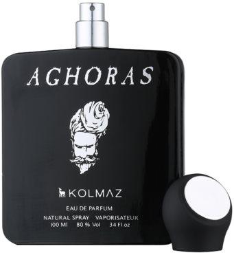 Kolmaz Aghoras eau de parfum férfiaknak 4