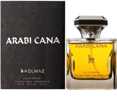 Kolmaz Arabicana eau de parfum para hombre