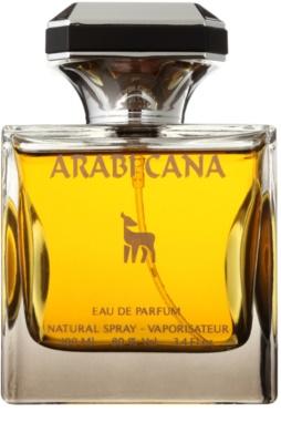 Kolmaz Arabicana eau de parfum para hombre 2
