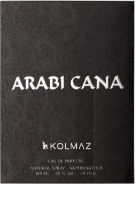 Kolmaz Arabicana eau de parfum para hombre 4
