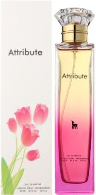 Kolmaz Attribute Eau de Parfum para mulheres