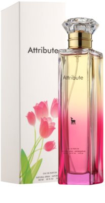 Kolmaz Attribute Eau de Parfum para mulheres 1