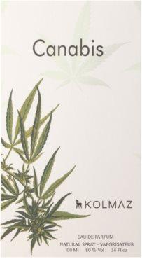 Kolmaz Cannabis Eau De Parfum pentru barbati 4