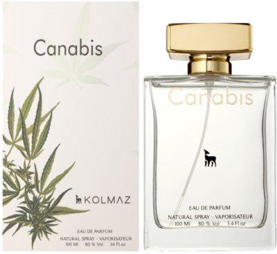 Kolmaz Cannabis Eau de Parfum for Men