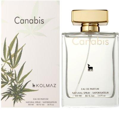 Kolmaz Cannabis парфюмна вода за мъже