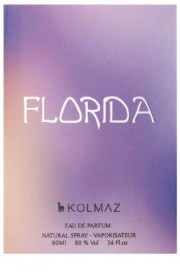 Kolmaz Florida Eau De Parfum pentru femei 5