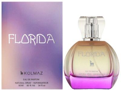 Kolmaz Florida eau de parfum para mujer