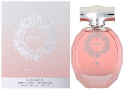 Kolmaz Freesi Eau de Parfum para mulheres