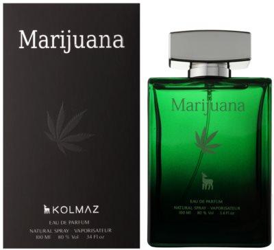Kolmaz Marijuana Eau de Parfum für Herren