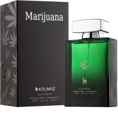 Kolmaz Marijuana Eau de Parfum für Herren 1