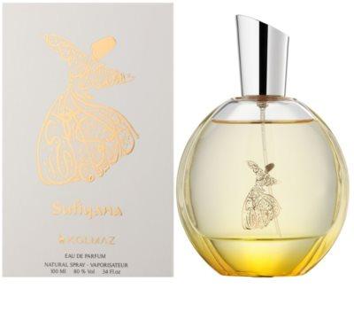 Kolmaz Sufiyana woda perfumowana dla kobiet