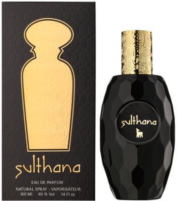 Kolmaz Sulthana parfémovaná voda pro ženy