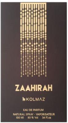 Kolmaz Zaahirah Eau De Parfum pentru femei 3