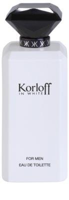 Korloff In White Eau de Toilette für Herren 2