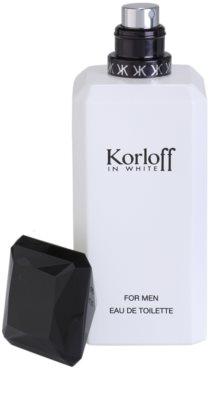 Korloff In White Eau de Toilette für Herren 3