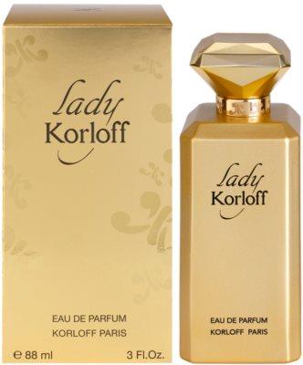 Korloff Lady Eau de Parfum para mulheres