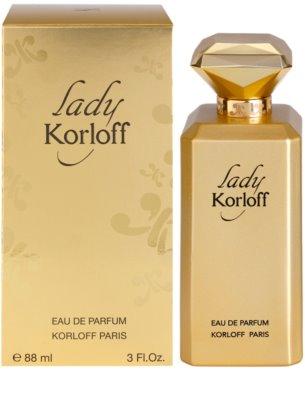 Korloff Lady парфумована вода для жінок