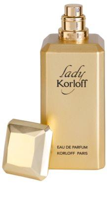 Korloff Lady eau de parfum nőknek 3