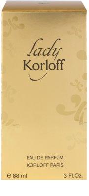 Korloff Lady eau de parfum nőknek 4