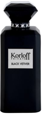 Korloff Korloff Private Black Vetiver туалетна вода унісекс 2